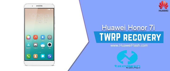 TWRP Recovery on Huawei Honor 7i