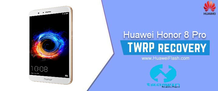 TWRP Recovery on Huawei Honor 8 Pro