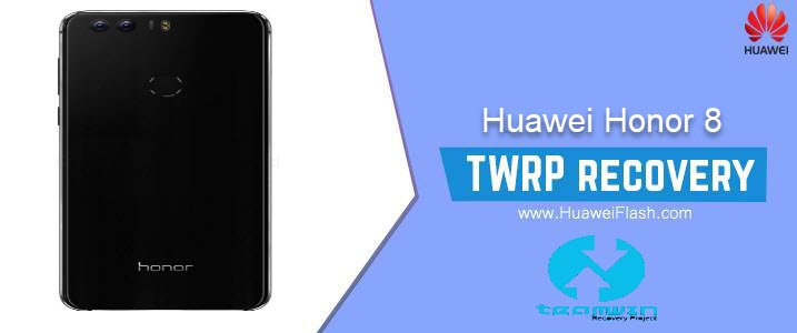 TWRP Recovery on Huawei Honor 8