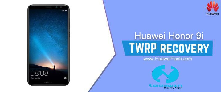 TWRP Recovery on Huawei Honor 9i
