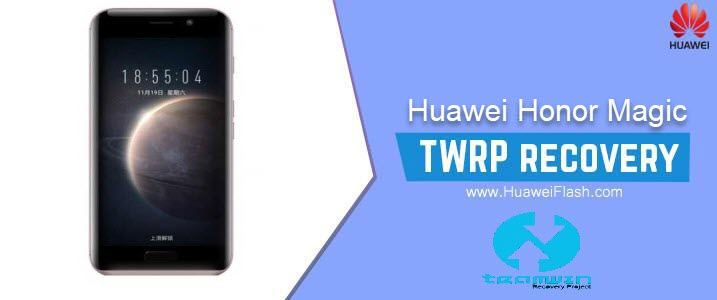 TWRP Recovery on Huawei Honor Magic