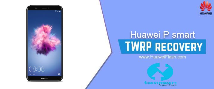 TWRP Recovery on Huawei P smart