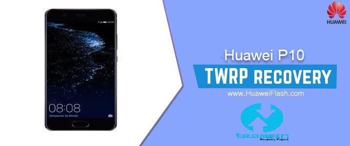 TWRP Recovery on Huawei P10