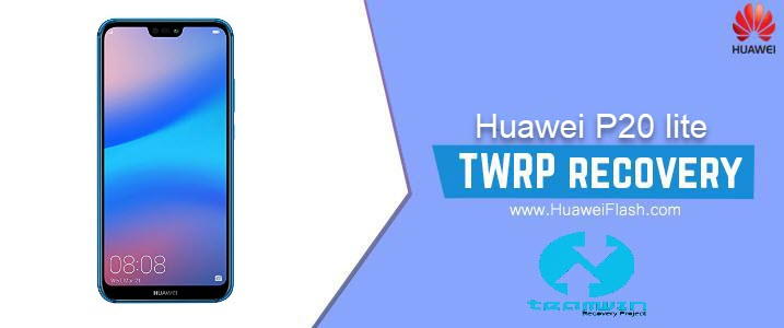 How to Install TWRP Recovery on Huawei P20 lite