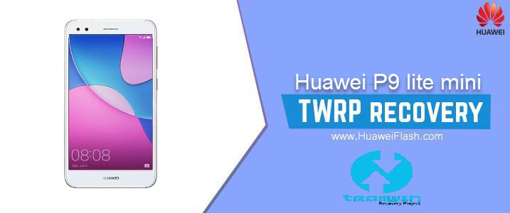 TWRP Recovery on Huawei P9 lite mini