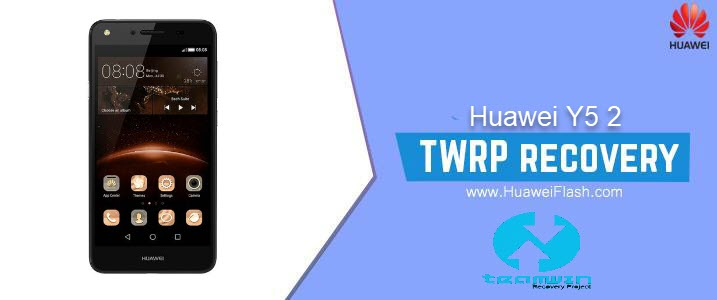 TWRP Recovery on Huawei Y5 2