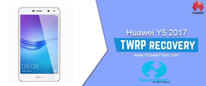 TWRP Recovery on Huawei Y5 2017