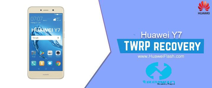 TWRP Recovery on Huawei Y7