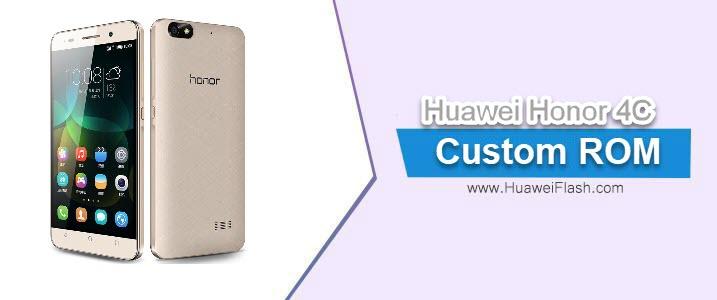 Cyanogenmod 13.0 on Huawei Honor 4C