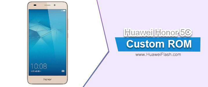LineageOS 14.1 on Huawei Honor 5C