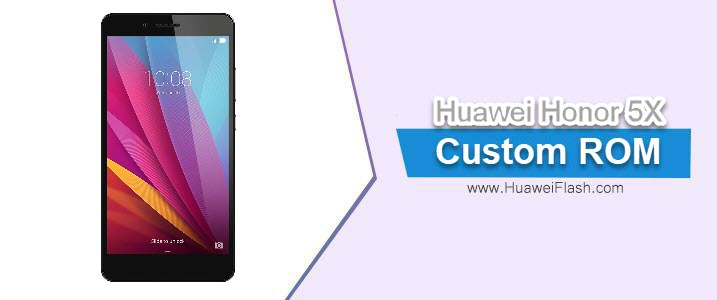 Resurrection Remix 5.8.5 on Huawei Honor 5X