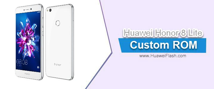 LineageOS 14.1 on Huawei Honor 8 Lite