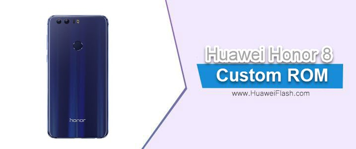 LineageOS 14.1 on Huawei Honor 8