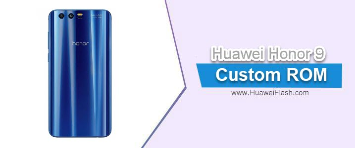 Resurrection Remix 5.8.5 on Huawei Honor 9