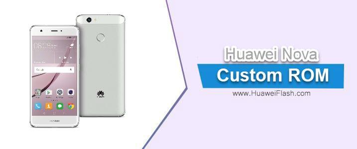 LineageOS 14.1 on Huawei Nova