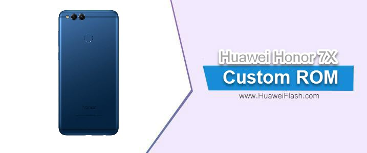 Resurrection Remix 6.0.0 on Huawei Honor 7X