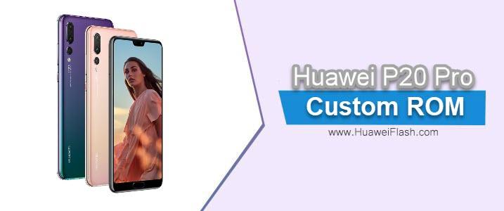 9.0 Pie on Huawei P20 Pro