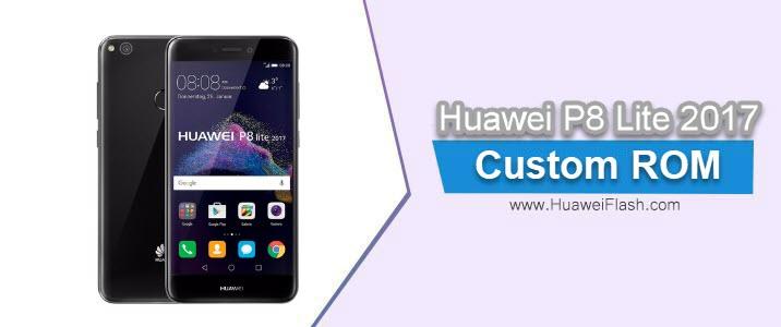 Pie 9.0 on Huawei P8 Lite 2017