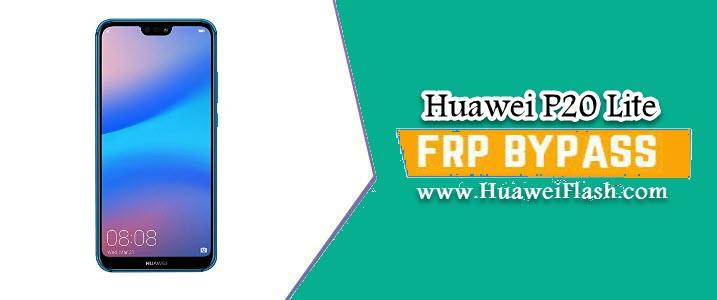 FRP lock on Huawei P20 Lite
