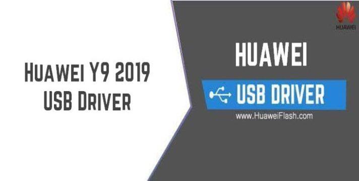 Huawei-Y9-2019-USB-Driver