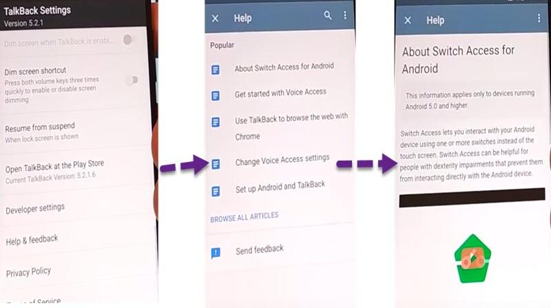 How To Remove Google Account On Huawei P20 Lite BOOM Huawei