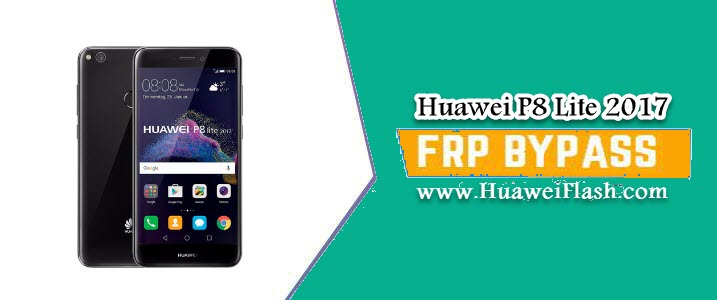 FRP lock on Huawei P8 Lite 2017