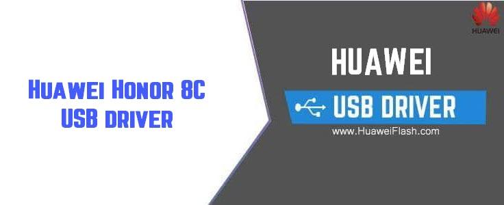 Huawei Honor 8C USB driver