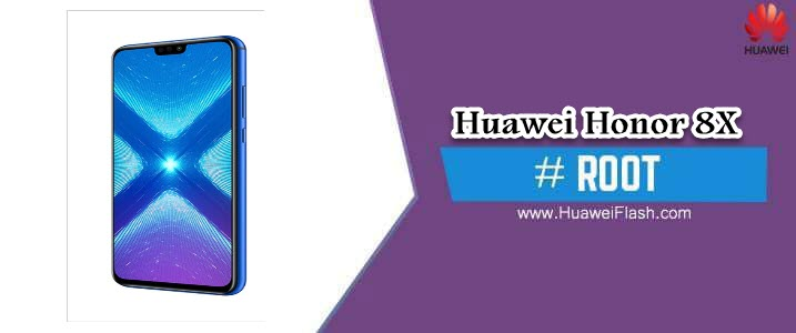 ROOT Huawei Honor 8X