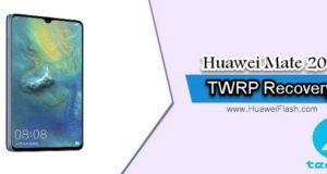 TWRP Recovery on Huawei Mate 20 X