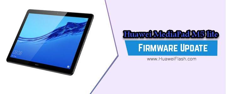 MediaPad M5 lite Stock Firmware