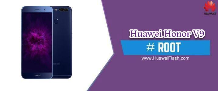 ROOT Huawei Honor V9