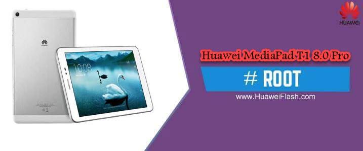 ROOT Huawei MediaPad T1 8.0 Pro