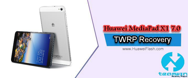 ROOT Huawei MediaPad X1 7.0