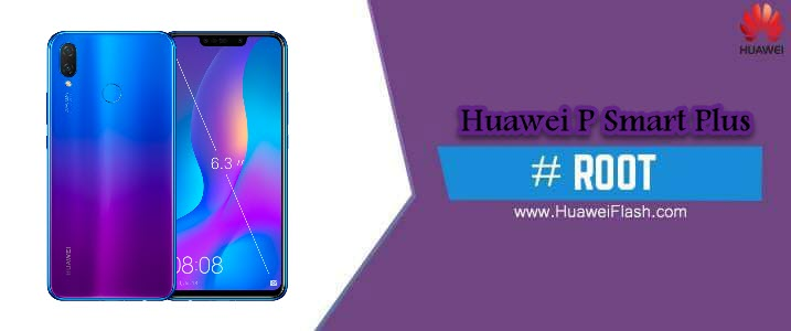 ROOT Huawei P Smart Plus