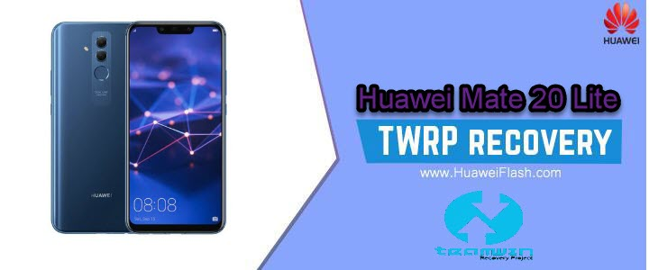 TWRP Recovery on Huawei Mate 20 Lite
