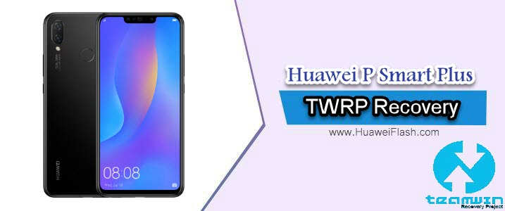 TWRP Recovery on Huawei P Smart Plus