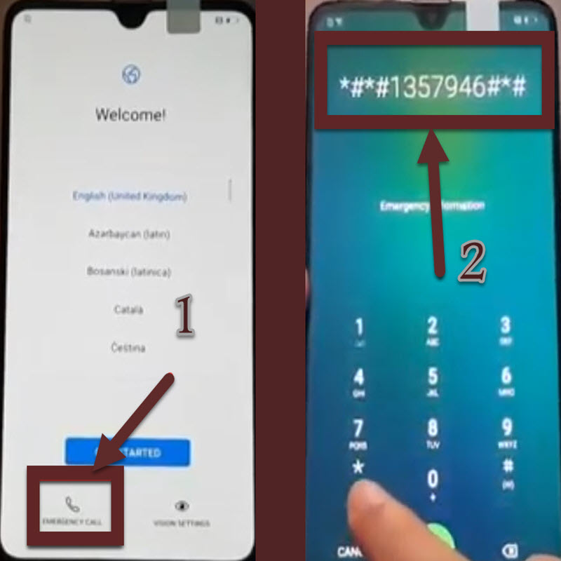 How to Bypass FRP lock on Huawei Mate 20 X - Android 9 0 Pie