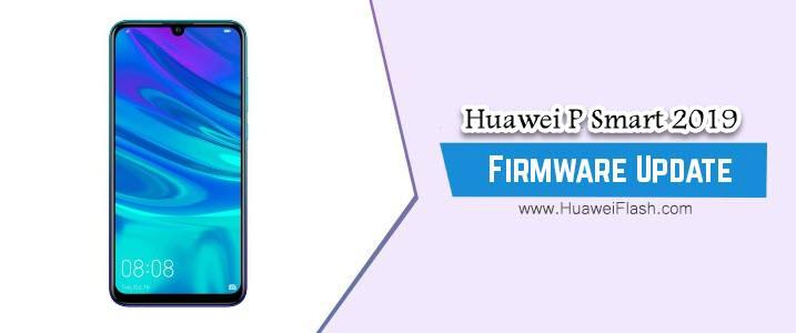 Huawei P Smart 2019 Stock Firmware