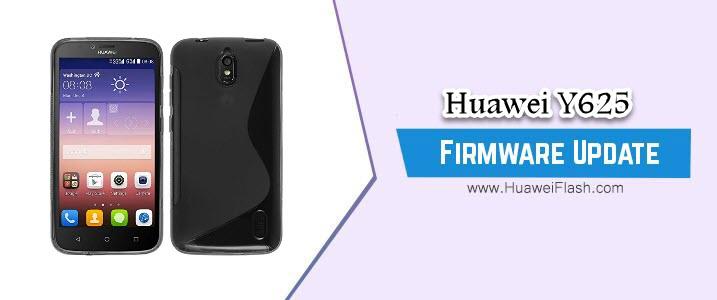 Huawei Y625 Stock Firmware