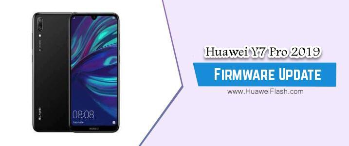 Huawei Y7 Pro 2019 Stock Firmware