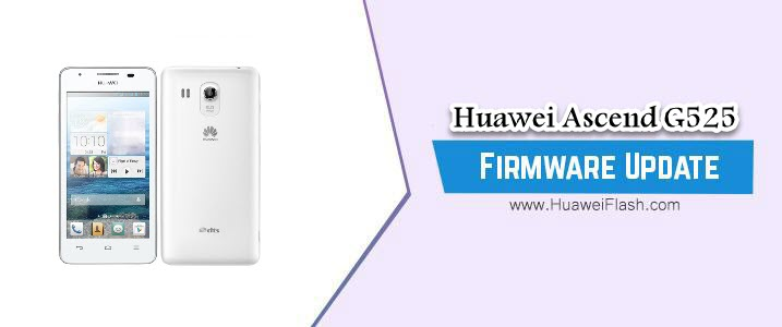 Huawei Ascend G525 Stock Firmware