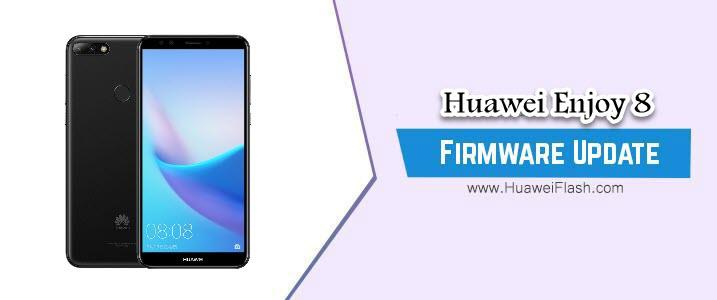 Huawei Enjoy 8 Stock Firmware