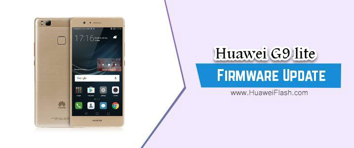 Huawei G9 lite Stock Firmware