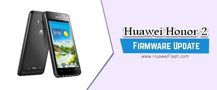 Huawei Honor 2 Stock Firmware