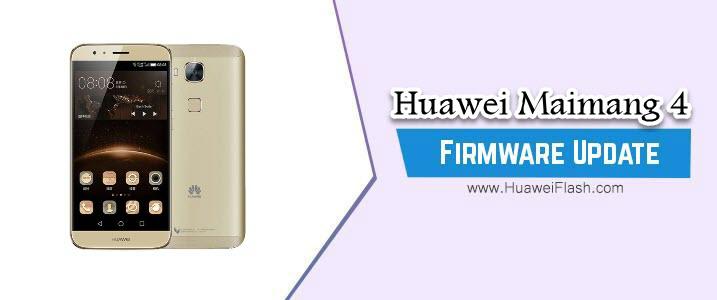 Huawei Maimang 4 Stock Firmware