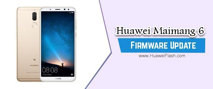 Huawei Maimang 6 Stock Firmware