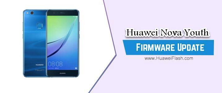 Huawei Nova Youth Stock Firmware