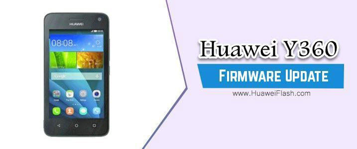 Huawei Y360 Stock Firmware