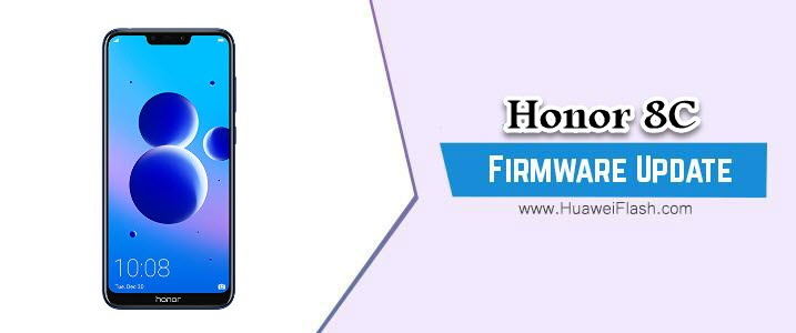 Honor 8C Stock Firmware