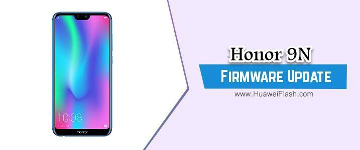 Honor 9N Stock Firmware